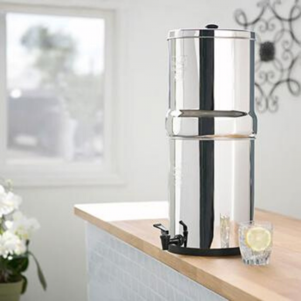 The Best Water Filter for the Healthy Home