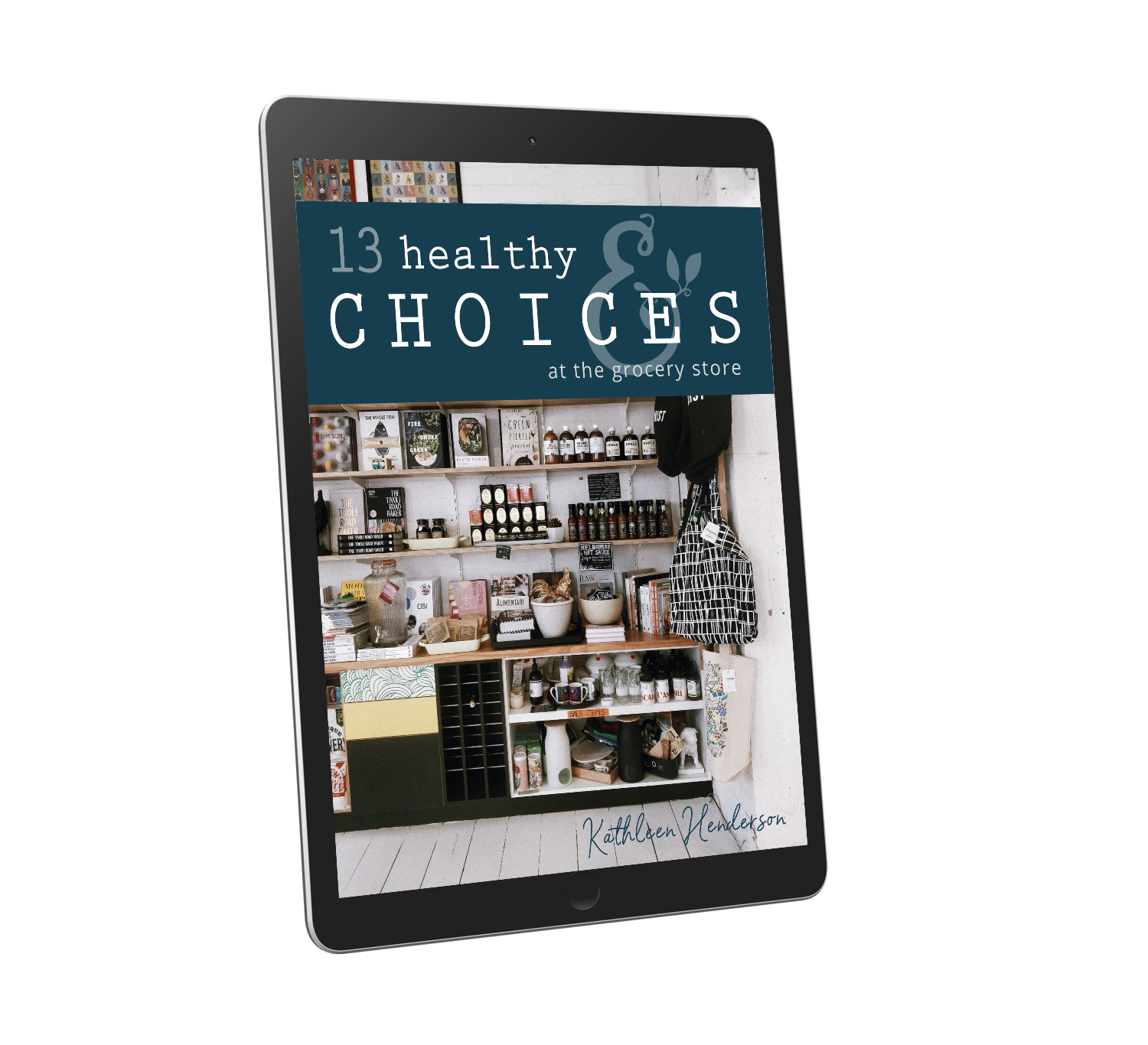13 Healthy Choices digital IMAGE