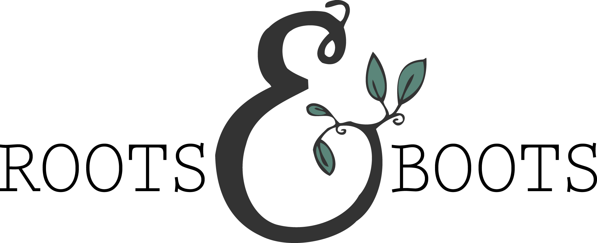 Roots & Boots Logo