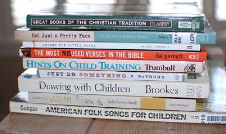 books I'm reading