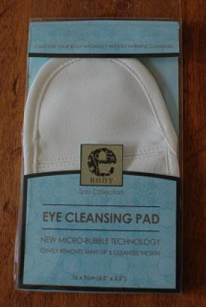 e-body eye cleansing pad