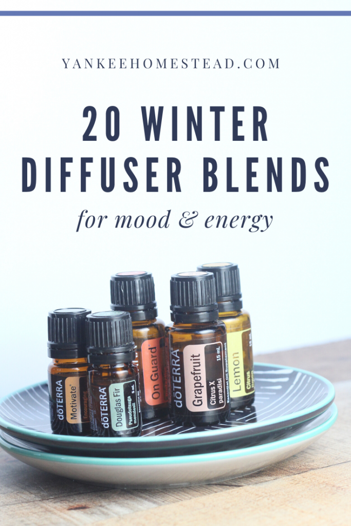 20 Winter Diffuser Blends | Yankee Homestead