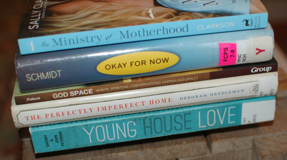 5 Books I'm Reading This Month