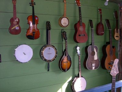 Folk Music for Family Listening