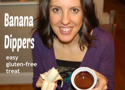 Banana Dippers
