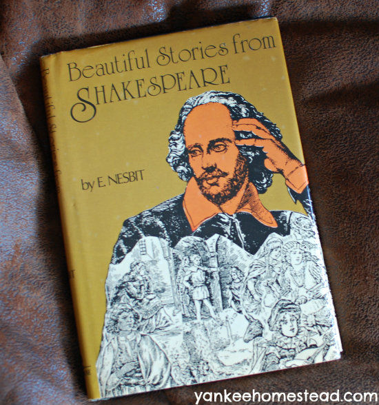 Beautiful Stories from Shakespeare   Yankee Homestead
