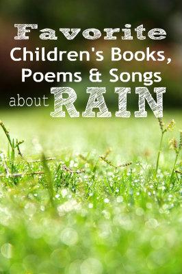 Books about Rain