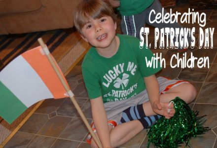 Celebrating St. Patrick's Day with Children