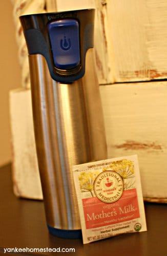 Contigo Travel Mug   Yankeehomestead.com