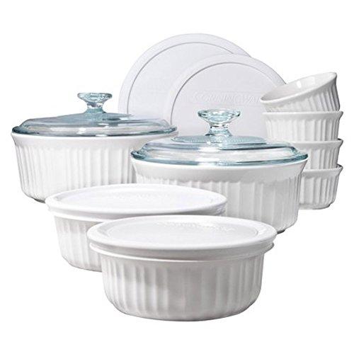 Best Nontoxic Food Storage: Corningware | Yankee Homestead