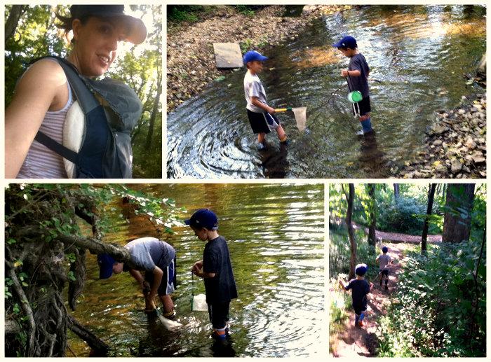 Creek Stomping 2