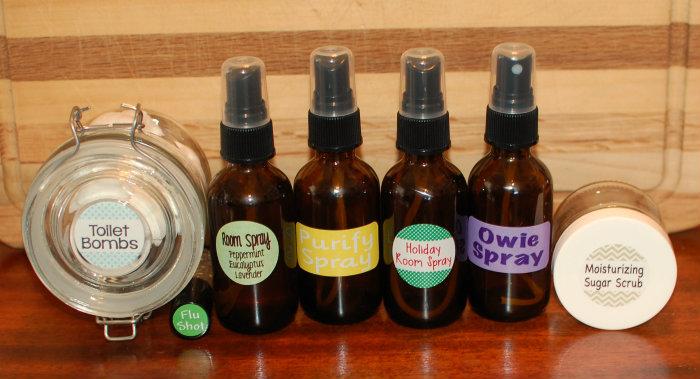 Custom Waterproof Labels from The Lollipop Label Shop