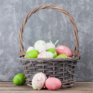 Non-Candy Easter Basket Ideas for Babies, Kids, & Teens