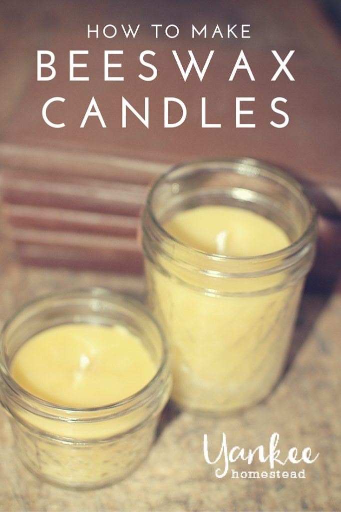 How to Make Beeswax Candles | Yankee Homestead