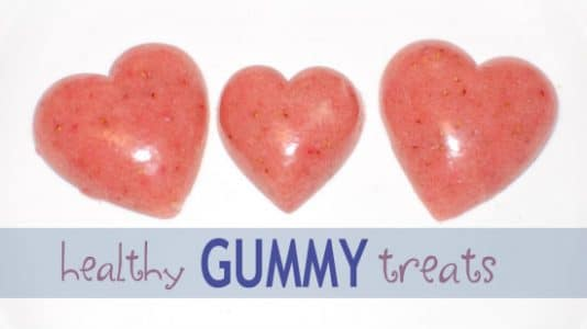 Healthy Gummy Treats