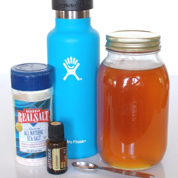 Easy Homemade Electrolyte Drink