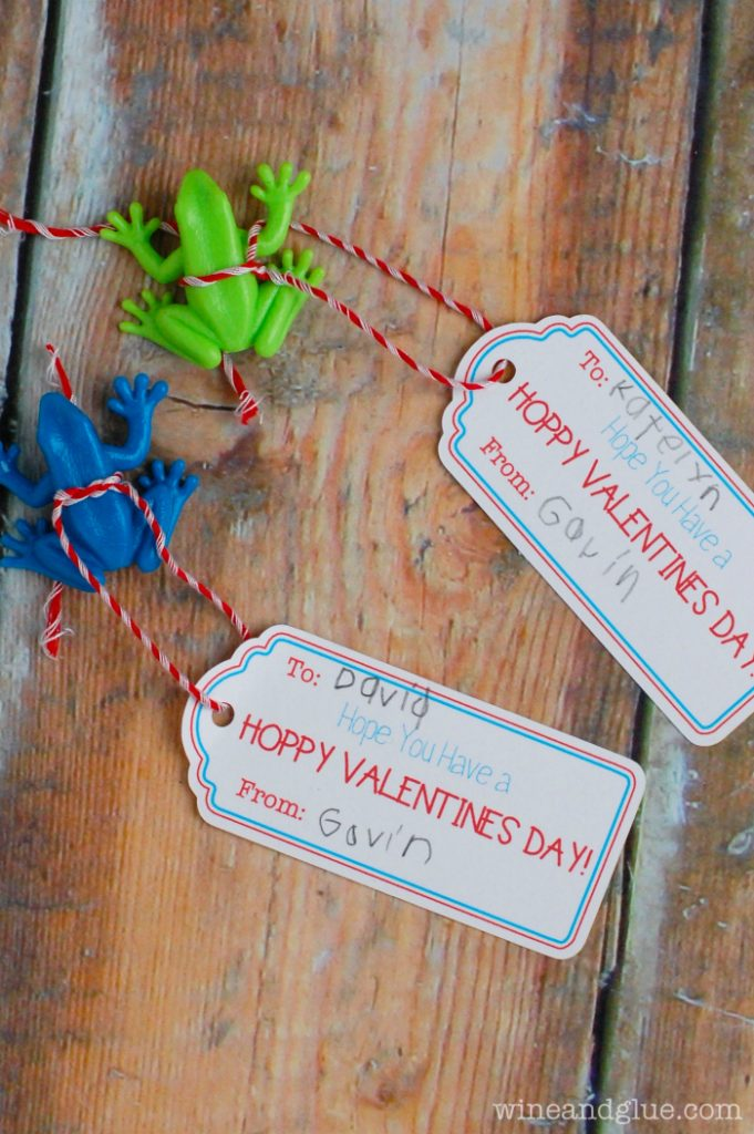 Hoppy Valentine's Day | Yankee Homestead