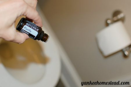 How to Make Your Bathroom Smell Clean - Roots & Boots
