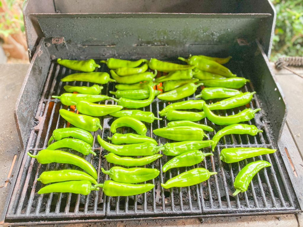 Canning Diced Green Chiles   Roots & Boots