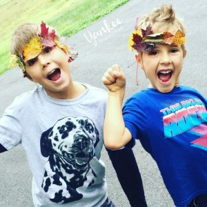 Exploring Nature with Kids: Fall Leaves