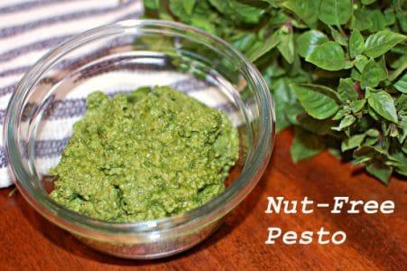 Nut-Free Pesto
