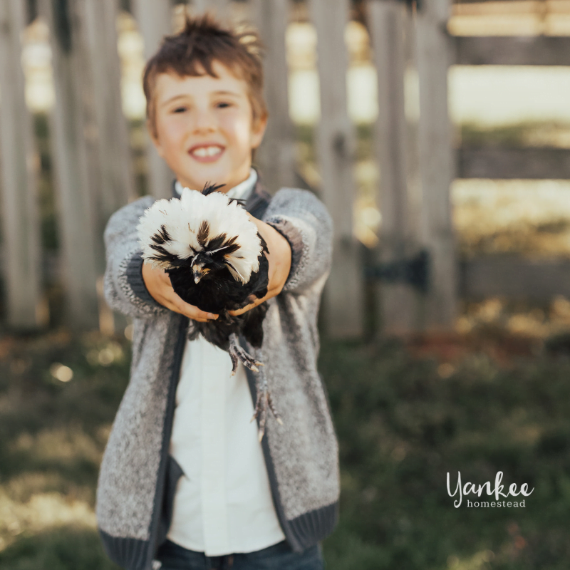 Perfect Gifts for Farm Kids | Yankee Homestead