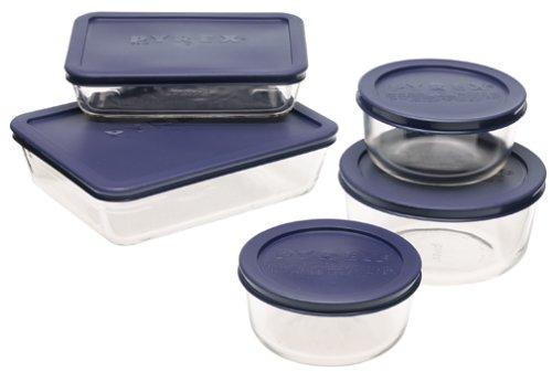 Best Nontoxic Food Storage: Pyrex | Yankee Homestead