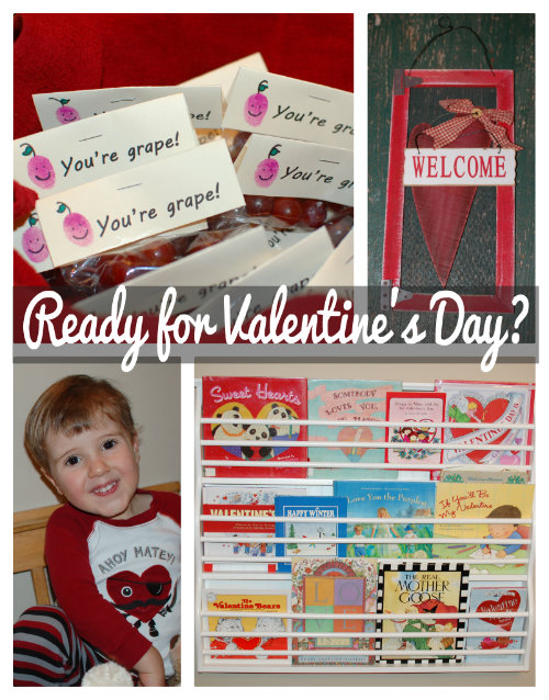 Ready for Valentine's Day?