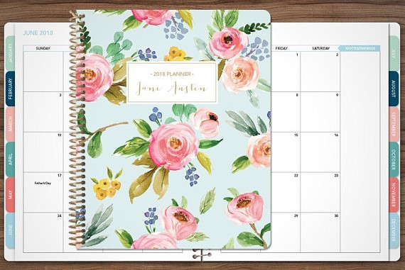 The Perfect Monthly Planner   Yankee Homestead