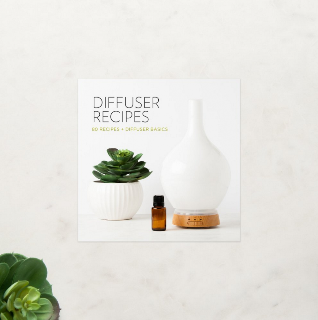 Diffuser Recipes Booklet | 4 Secrets to Diffuse Essential Oils like a Rockstar | Yankee Homestead