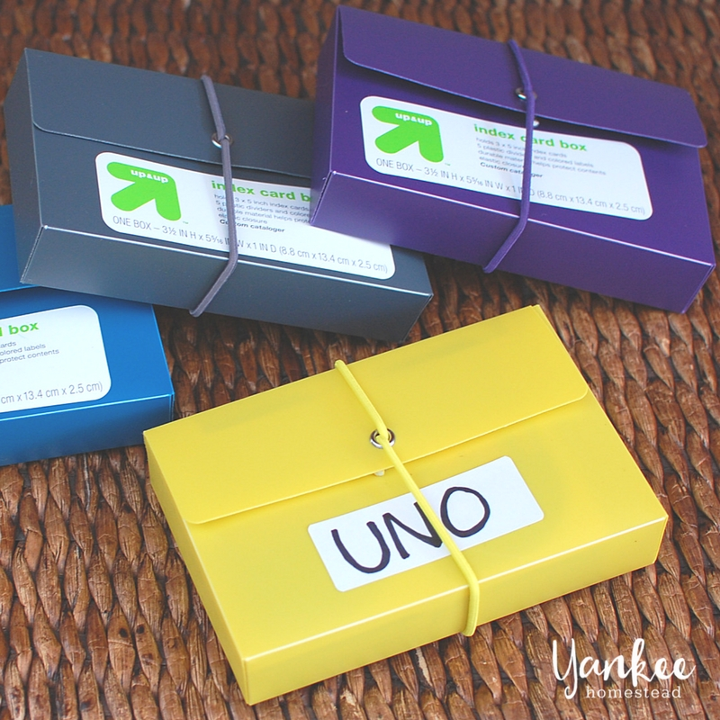 Simple Family Scripture Memory System | Yankee Homestead