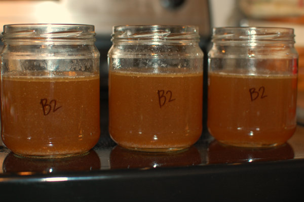 Second Batch of Beef Broth