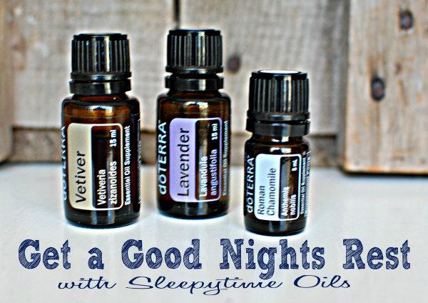 Sleepytime Oils