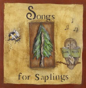 Awesome Scripture Music for Kids: Songs for Saplings