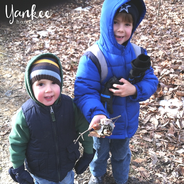 11 Ways to Enjoy Winter with your Kids | Yankee Homestead