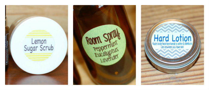 XL Round Custom Labels