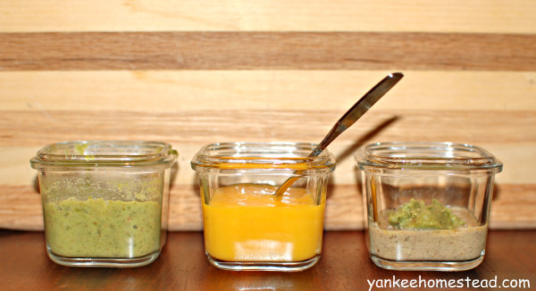 Wean Green Wean Cubes | Yankee Homestead