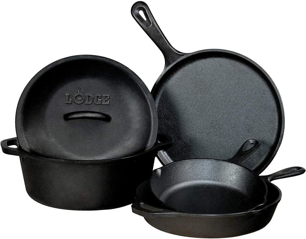 Top 3 Nontoxic Cookware Options | Yankee Homestead