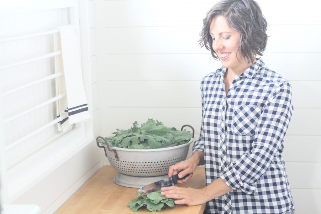 Why I Stopped Eating Raw Kale