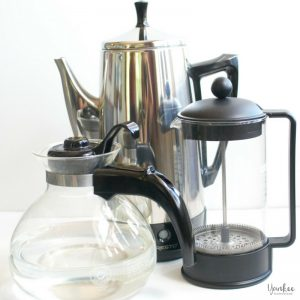 Best Nontoxic Coffee Makers and Tea Kettles