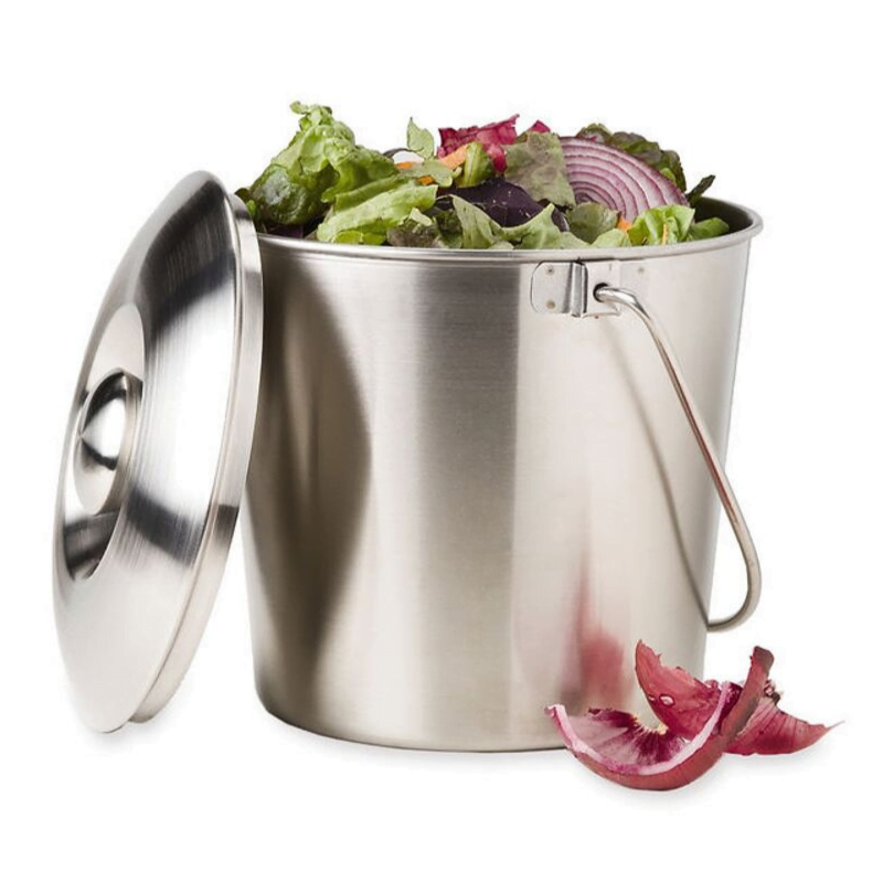 4 Easy Ways to Recycle Kitchen Scraps