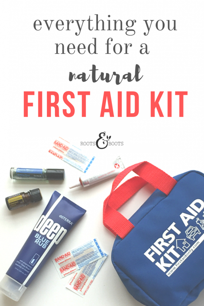 How to Stock Your Natural First Aid Kit for Summer | Roots & Boots