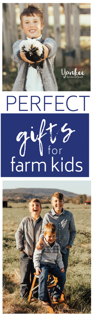 Perfect Gifts For Farm Kids Roots Boots