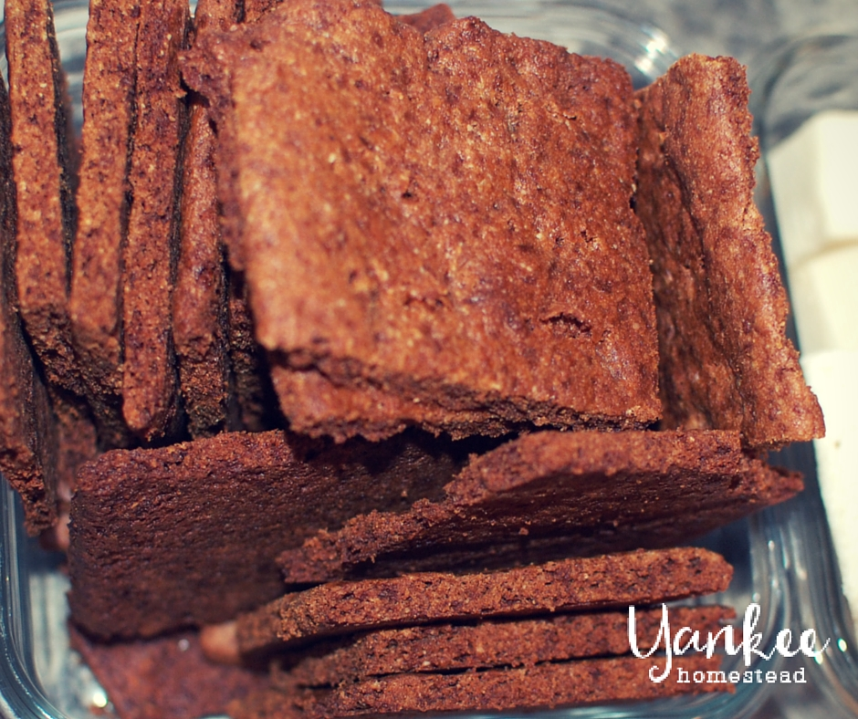 Healthy S'mores | Yankee Homestead