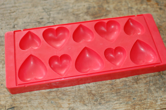 heart mold