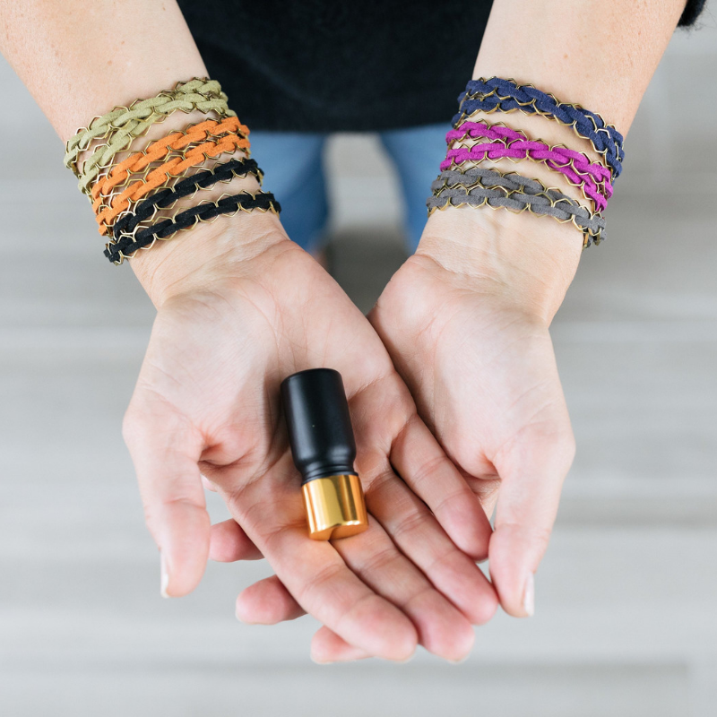 Hip Essential Oil Diffuser Jewelry