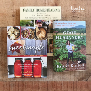 3 Homestead Book Reviews {& a Giveaway!}