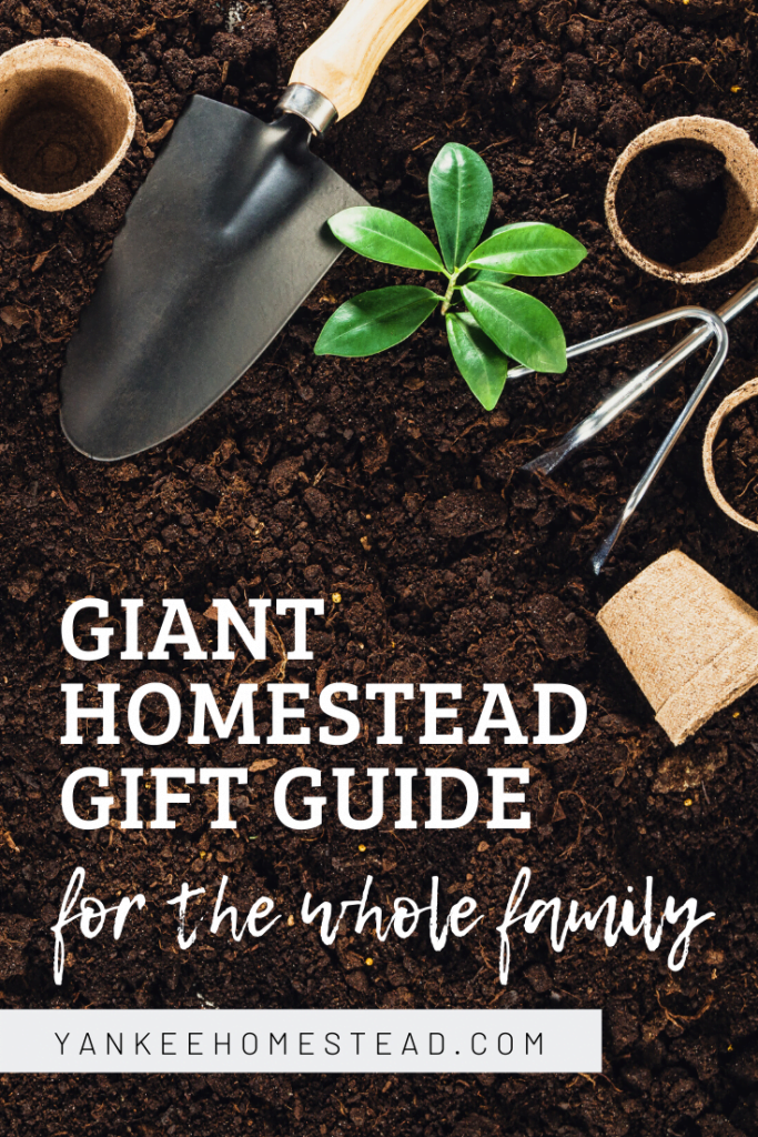 Yankee Homestead Gift Guide 2019