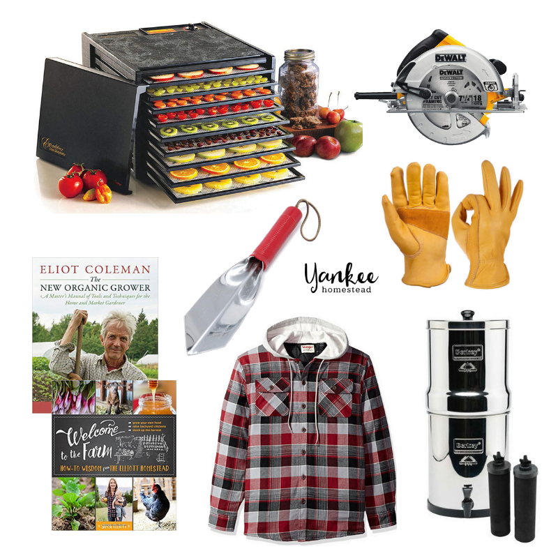 Great Big Homestead Gift List | Yankee Homestead