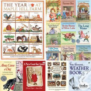 Favorite Books for Homestead Kids